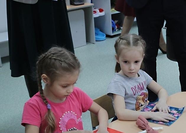 Мәктәпкәчә яшьтәге балаларны сәнгати-эстетик яктан үстерү