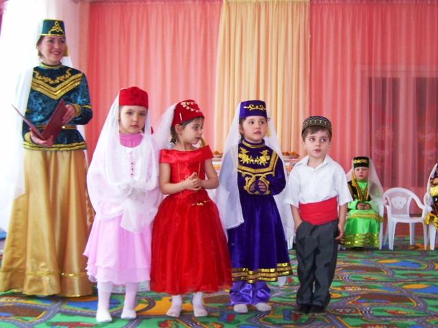 Кече яшьтәге балаларның сөйләмен үстерүдә татар халык уеннарының роле