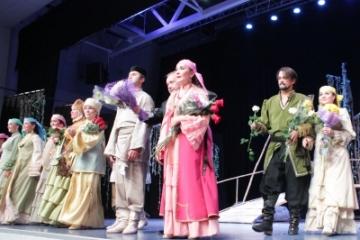 «Яз. Тукай. Ватан» дип исемләнгән мәктәп театр коллективлары фестивале