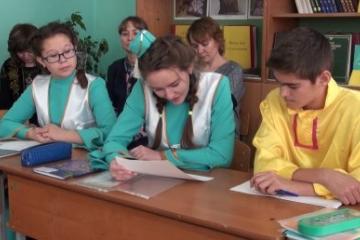 Казан укытучылары Пензада татар теле дәресләре бирә