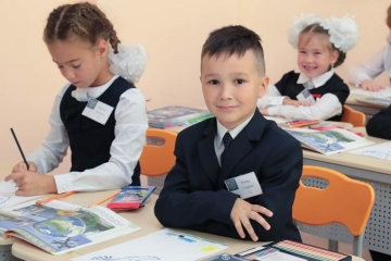 1 февральдән Казан мәктәпләренә балаларны кабул итү буенча гаризалар тапшыру башлана