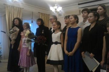 София Гобәйдуллина Казанда