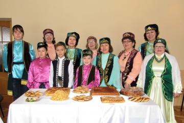 Литваның Висагинас шәһәрендә Татар ашлары көне үткәрелгән