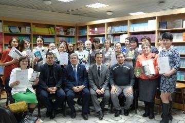Татар китапларын уку буенча әдәби марафонга нәтиҗә ясалды