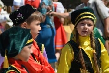 Чиләбе яшүсмерләре татар мәдәнияте белән таныша