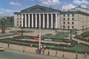 Самараның Литвинов исемендәге Мәдәният сарае