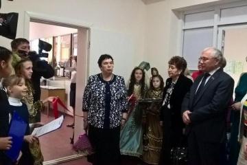 Казанның 12 нче кызлар гимназиясендә Фатиха Аитова музее ачылды