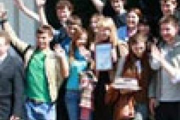 Казан дәүләт университетының иң шәп академик төркеме (Алия Галимуллина фотосы)