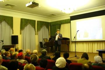 Тукай клубында Хәсән Туфанның тууына 115 ел тулуга багышланган әдәби-музыкаль кичә узды