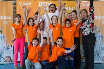Казанның 21 нче гимназиясендә олимпия дәресе үткәрелә