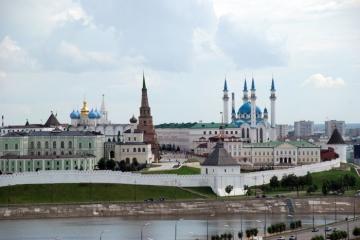 Кремльдә балалар өчен фестиваль уза