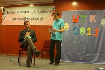 Төркиядәге татар студентлары тапкырлыкта ярыша
