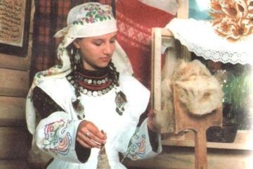 Мәгариф системасында тарихи-мәдәни объект буларак халык костюмын өйрәнү
