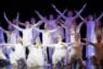 Татарстаннан бию театры халыкара конкурста җиңгән