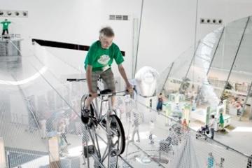 Р.Миңнеханов Финляндиядә «Эврика» мәгариф һәм технологияләр үзәгендә булды