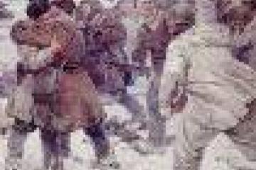 Ленинградны камалыштан азат итүчеләр Казан укучылары белән очрашты