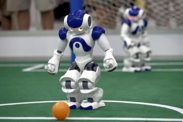 Дубайда роботлар арасында Олимпия уеннары үткәреләчәк