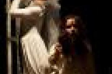 """Әлмәт театрында """"Ромео һәм Джульетта"""" спектакленең премьерасы булды"""