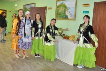 Себер татар мәдәният үзәге 25 еллыгын билгеләде