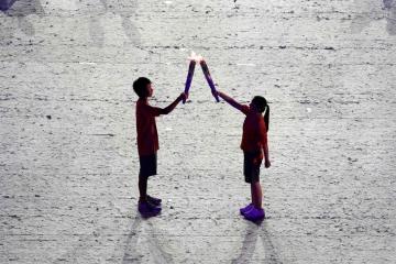 Сингапурда яшьләрнең беренче җәйге Олимпиада уеннары ачылды