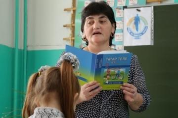Энгель Фәттахов Марий Элда Татар мәгърифәте көннәрендә катнашты