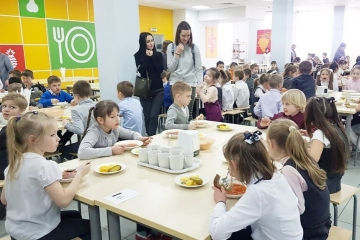 Казан мәктәпләрендә ата-аналар көн саен балаларның туклануын тикшерәчәк