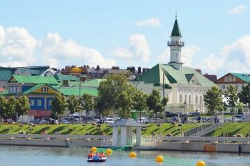 Иске Татар бистәсендә Казанбай белән экскурсияләр оештырырга җыеналар