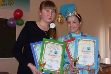 """Уфада """"Ана теле-2012"""" бәйгесе булып үтте"""