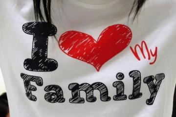 Гаиләмне бик яратам (I love my family)