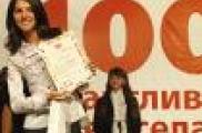 Авылның 100 талантлы баласы