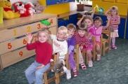 Июль башына 20,5 меңнән артык ТР баласы балалар бакчасына юллама алган