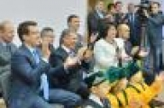 Казанның Мәскәү районында татар телендә тәрбия бирүгә һәм укытуга йөз тоткан бал