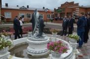 Апас районы Борнаш урта мәктәбенең хәзер үз фонтаны бар
