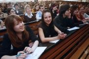 Югары Ослан районында студентлар белем бирү форумы уздырыла