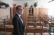 Казанда 87нче мәктәптә Сovid-19 булу ихтималы сәбәпле БДИ тапшыру пункты ябылган
