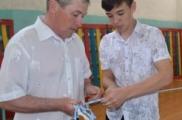 Әгерҗе укучысы Нияз Симаков - Бөтенроссия олимпиадасының төбәк туры призеры