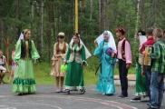 Мордовия этномәдәни лагеренда Татарстан балалары да ял иткән
