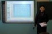 Актаныш гимназиясендә татар теле һәм әдәбият укытучылары Мастер-класслары