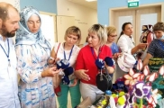 Арчага төрле өлкәләрдән татар теле укытучылары җыелды