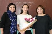 Азнакай кызы «Озын тәнәфес» Бөтенроссия бәйгесендә җиңде