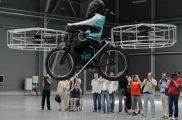 Чех инженерлары оча торган велосипед төзегәннәр