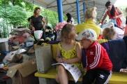 Украинадан күчеп китәргә мәҗбүр булганнарның балалары укуларын Татарстанда дәвам итәчәк
