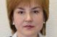 Татарстан Республикасы мәгариф һәм фән министры урынбасары Энҗе Нигъмәтҗанова