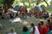 Лагерь Идел Болгарстанына сәяхәт итә