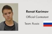 Татарстан укучысы информатикадан Европа олимпиадасында беренче урын алды