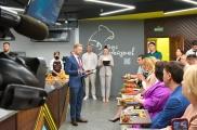 Казан инновация университетында Россиядә беренче Юныс Әхмәтҗанов исемендәге Милли кулинария студиясе ачылды