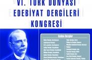 Төркиядә VI төрки дөньяның әдәби журналлары конгрессы башланды