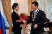 Казанның сәләтле балалары һәм яшьләренең 67се Мэрның исемле стипендиясенә лаек б