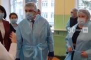 Татарстанның Мәгариф һәм фән министры мәктәп лагерьләре эшчәнлеген тикшерде