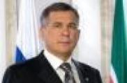 Татарстан Президенты укучыларны, ата-аналарны, мөгаллимнәрне Белем көне белән ко